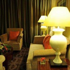 Hengshan Picardie Hotel 4* Представительский номер с различными типами кроватей фото 5