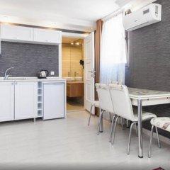 Отель Defne Suites Улучшенные апартаменты с различными типами кроватей фото 38