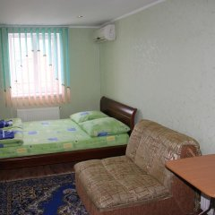 Гостевой Дом Людмила Апартаменты с различными типами кроватей фото 31