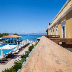 Отель Villa Di Mare Seaside Suites 5* Полулюкс с различными типами кроватей
