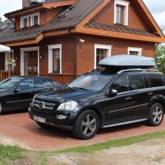 Отель R&R Spa Villa Trakai Литва, Тракай - отзывы, цены и фото номеров - забронировать отель R&R Spa Villa Trakai онлайн парковка