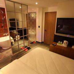 Отель Sky The Classic 2* Улучшенный номер с различными типами кроватей фото 5
