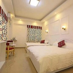 Отель Xiamen Blue Shell Homestay Китай, Сямынь - отзывы, цены и фото номеров - забронировать отель Xiamen Blue Shell Homestay онлайн комната для гостей фото 3
