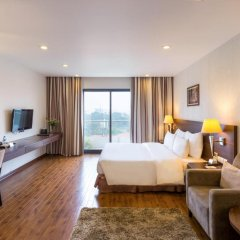 Authentic Hanoi Boutique Hotel 4* Люкс с различными типами кроватей фото 3