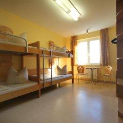 Отель DJH Jugendherberge Warnemünde комната для гостей фото 2