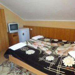 Гостиница в Тамбове Номер категории Эконом с двуспальной кроватью фото 3