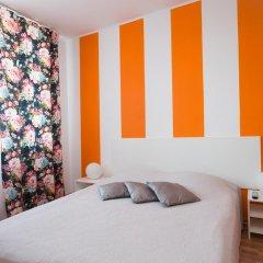 Апартаменты Максим Улучшенные апартаменты с различными типами кроватей фото 16