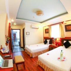 Atrium Hanoi Hotel 3* Номер Делюкс с двуспальной кроватью фото 4