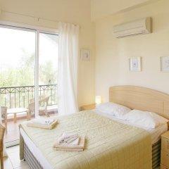 Отель Villa Aglaia Кипр, Протарас - отзывы, цены и фото номеров - забронировать отель Villa Aglaia онлайн комната для гостей фото 5