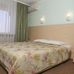 Гостиница Dnipropetrovsk Днепр комната для гостей фото 7