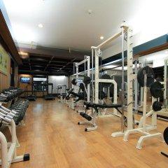 Отель Cnc Residence Бангкок фитнесс-зал фото 4