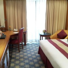 Boulevard Hotel Bangkok 4* Номер Делюкс с разными типами кроватей фото 5