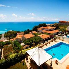 Отель La Suite del Faro Скалея пляж