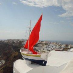 Отель Captain John Греция, Остров Санторини - отзывы, цены и фото номеров - забронировать отель Captain John онлайн пляж фото 2