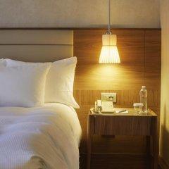 Отель Hilton Milan 4* Стандартный номер с различными типами кроватей фото 18