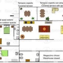 Отель Villa Soliva Италия, Палермо - отзывы, цены и фото номеров - забронировать отель Villa Soliva онлайн городской автобус