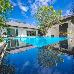 Отель Villas In Pattaya 5* Стандартный номер с различными типами кроватей фото 46