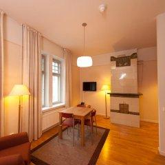 Отель Hellsten Helsinki Senate 3* Студия с разными типами кроватей фото 4