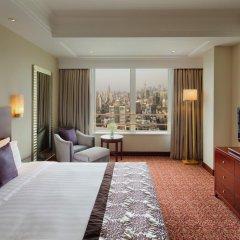 Radisson Blu Hotel Shanghai New World 5* Стандартный номер с различными типами кроватей фото 2