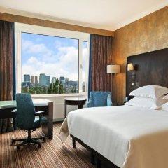 Отель Hilton Amsterdam 5* Номер Делюкс фото 3