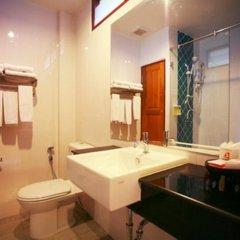 Отель Lanta Casuarina Beach Resort 3* Стандартный семейный номер с двуспальной кроватью фото 4