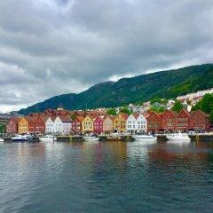 Отель Scandic Byparken Норвегия, Берген - 1 отзыв об отеле, цены и фото номеров - забронировать отель Scandic Byparken онлайн приотельная территория