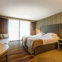 Отель Salgados Palace 5* Стандартный номер с 2 отдельными кроватями фото 4