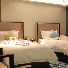 Yingshang Fanghao Hotel 3* Представительский номер с 2 отдельными кроватями фото 8