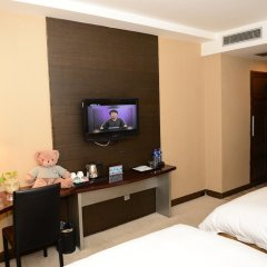 Xian Forest City Hotel 4* Стандартный номер с различными типами кроватей фото 5