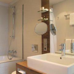 Отель Stadtpalais Германия, Кёльн - отзывы, цены и фото номеров - забронировать отель Stadtpalais онлайн ванная