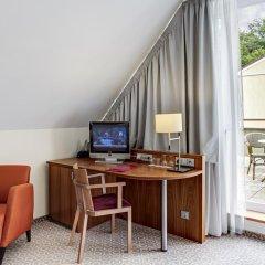 Отель Silenzio 4* Номер Делюкс с различными типами кроватей фото 4