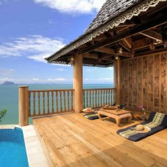 Отель Santhiya Koh Yao Yai Resort & Spa 5* Вилла Премиум с различными типами кроватей фото 5