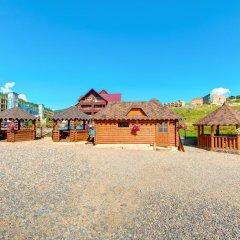 Гостиница Villa Victoria пляж