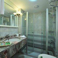 Отель Yasmak Sultan 4* Номер Делюкс с различными типами кроватей фото 11