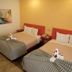 Hotel Los Patios Кабо-Сан-Лукас комната для гостей