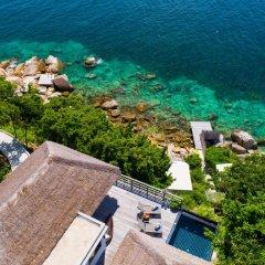 Отель Cape Shark Pool Villas 4* Вилла с различными типами кроватей фото 27
