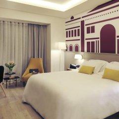 Mercure Madrid Plaza De Espana Hotel 4* Стандартный номер с различными типами кроватей фото 14