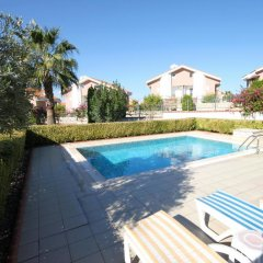 Aguarius Villas Турция, Сиде - отзывы, цены и фото номеров - забронировать отель Aguarius Villas онлайн бассейн фото 2