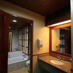Отель Krabi Success Beach Resort 4* Улучшенный номер с различными типами кроватей фото 12