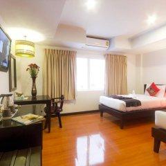 Отель Silver Resortel Стандартный номер с двуспальной кроватью фото 12