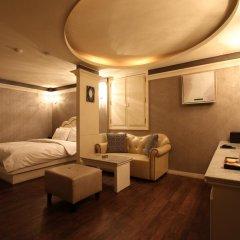 Art Hotel 3* Номер Делюкс с различными типами кроватей фото 6