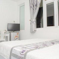 Отель LeBlanc Saigon 2* Семейный номер Делюкс с двуспальной кроватью фото 7