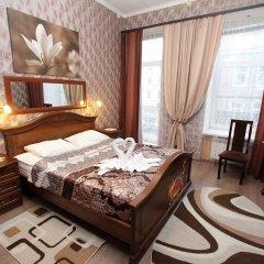 Гостевой дом Геральда на Невском Полулюкс разные типы кроватей фото 3