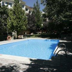 Отель Santa Cruz Испания, Гуэхар-Сьерра - отзывы, цены и фото номеров - забронировать отель Santa Cruz онлайн бассейн фото 2