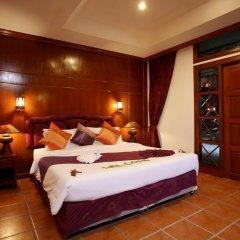 Отель Royal Phawadee Village 4* Улучшенный номер фото 2