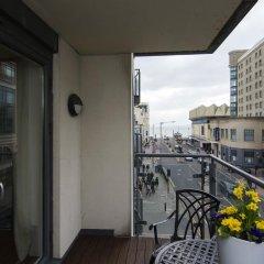 Отель City Apartment Великобритания, Брайтон - отзывы, цены и фото номеров - забронировать отель City Apartment онлайн балкон