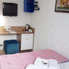 AlaDeniz Hotel 2* Номер Делюкс с различными типами кроватей фото 12