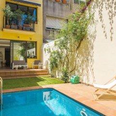 Отель Carre de L'alzina Apartment Испания, Барселона - отзывы, цены и фото номеров - забронировать отель Carre de L'alzina Apartment онлайн бассейн