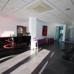 Отель Calas De Liencres Испания, Пьелагос - отзывы, цены и фото номеров - забронировать отель Calas De Liencres онлайн интерьер отеля фото 3