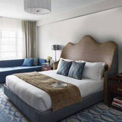 Отель Shelborne South Beach 4* Стандартный номер с различными типами кроватей фото 4